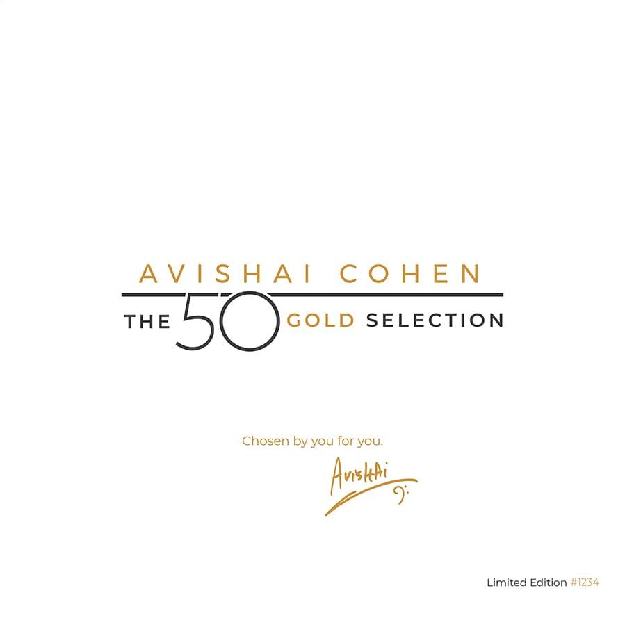 50 Gold Selection by Avishai Cohen