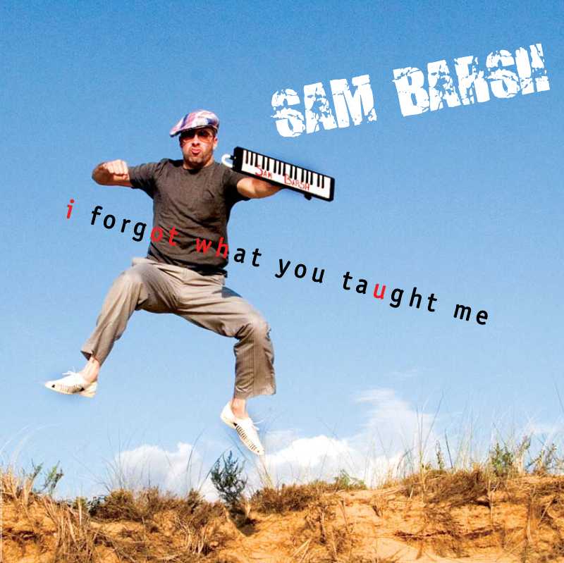 I Forgot What You Taught Me by Sam Barsh